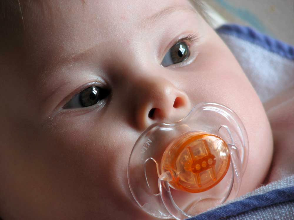 Infant care at Milestones Leaning Center